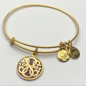 Alex and Ani Path of Life Infinity Charm Bracelet